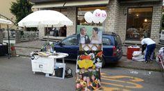 Lovinkm al maggio fioranese. Vi aspettiamo numerosi, passate a visitare il nostro stand! www.kmpubblicita.com