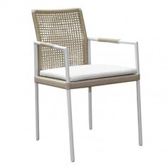 Kensington Arm Chair by Woven+ | Clickkon Furniture