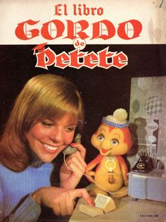 If Luke was Hispanic then I found the tv show he'd like in his childhood! El Libro Gordo de Petete in which a penguin taught kids topics! Childhood Toys, Childhood Memories, Party Fiesta, Ferrat, My Generation, Retro Toys, Classic Tv, Old Toys, Old Magazines
