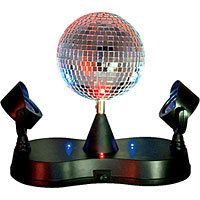 Disco Mirror Ball Party Light features a mirror ball that rotates, reflecting the beams of 2 multi-colored LED mini spotlights and 4 LED lights. Disco Theme Parties, Disco Party Decorations, Disco Birthday Party, Party Themes, Party Ideas, 60s Party, 9th Birthday, Sock Hop Decorations, Hollywood Decorations
