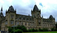 """The Royal Victoria Patriotic Building, Wandsworth, was built in 1859 as an """"asylum"""" for girls orphaned in the Crimean War."""