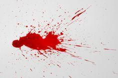 blood spatter analysis activity.