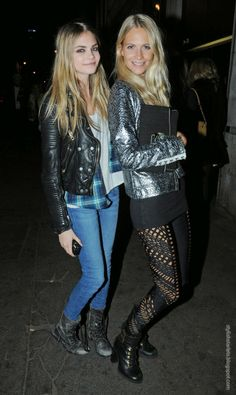 Stylish Starlets: Stylish Sisters, Poppy & Cara Delevingne