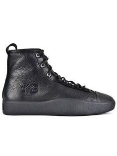 e86f7edce8a5f Y-3 BLACK SNEAKERS.  y-3  shoes