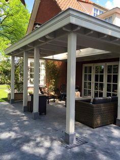 Pergola Attached To House Roof Diy Pergola, Corner Pergola, Metal Pergola, Deck With Pergola, Cheap Pergola, Covered Pergola, Patio Roof, Pergola Kits, Pergola Cover