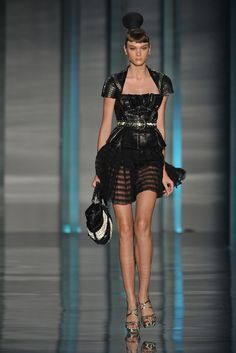 John Galliano for Christian Dior Spring Summer 2009 Ready-To-Wear