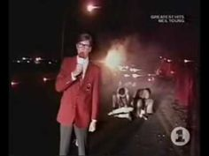 Neil Young Touch The Night Music video