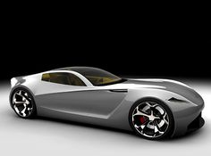 Aston Martin DB-ONE | Concept Cars -
