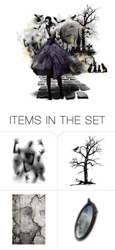"""""""^•^ The Devils Escort ^•^"""" by reggiano ❤ liked on Polyvore featuring art and 418"""