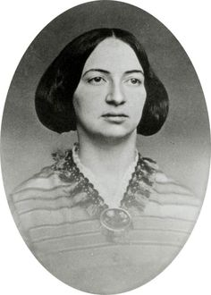 Lavinia Dickinson, ca. 1860s. Amherst College Library, Archives.  Emily's sister.