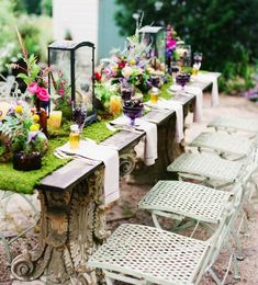 Table full of Spring Cheer !