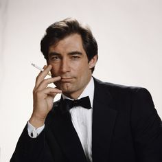 Timothy Dalton played James Bond in The Living Daylights (1987) and License to Kill (1989)