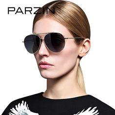 >> Click to Buy << PARZIN Brand Unisex Classic Alloy Frame Polarized Sunglasses For Men Driving Anti-UV400 Eyewear Sun Glasses Accessories 2017 #Affiliate