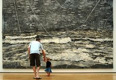 anselm kiefer  As Vast as the Ocean or the Stars (by My Daily Struggle)