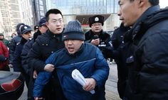"""In a closed-room trial, Beijing court refused to let Xu's defence team bring any of their 68 witnesses. But reading out a lengthy closing statement – cut short by judges after 10 minutes – Xu said: """"Our actions did not violate the rights of any other person, nor did they bring harm to society. """"You say we harboured political purposes. Well we do, and our political purpose is very clear, and it is a China with democracy, rule of law, freedom, justice and love."""""""