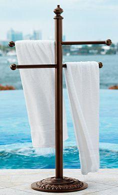 Poolside Essentials.