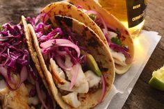 Easy Fish Tacos Recipe - CHOW.com