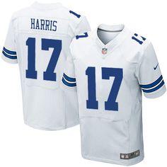 Elite Dallas #Cowboys Men's #Jersey #17 Dwayne #Harris White Nike NFL Authentic 2096 Dallas Cowboys 6654 #nfljersey #cowboysjersey