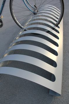 Bicycle rack MARTY by CITYSI design GIBILLERO design