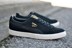 finest selection 50842 ee5a9  Puma Clyde sneakers always make a statement. www.shop.puma.com