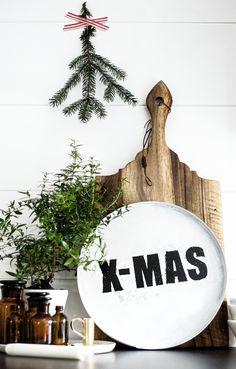 Blog Atelier rue verte / Les jolies choses de Noël #4 Blog Atelier rue verte Crédit Photo Agnetha Home