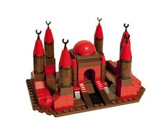 Lego Mocs Micro ~ Micro Mosque #6 | by arTifaktory\/\/\