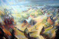 Painting by R. Watson in Hartlepool Art Club's Annual Exhibition
