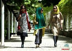 Iranian women in Shiraz, Iran   Iran Traveling Center http://irantravelingcenter.com #iran #travel #women