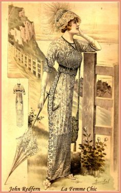 John Redfern Day Dress