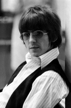 George in Abbey Road studio
