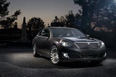 2014 Hyundai Equus limousine presented in New York