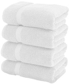 Powder Room 4 Pack 11 x 18 Inches Decorative Small Extra-Absorbent and Soft Terry Towel for Bathroom Black Cotton Fingertip Towels Set Black Guest and Housewarming Gift