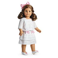 American Girl® Dolls: Rebeccas Lace Dress
