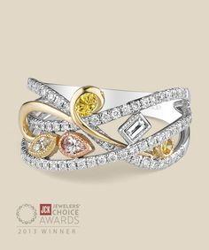 Reverie - Parade Design   Designer Engagement Rings