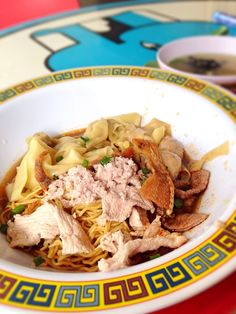 Best Bak Chor mee stalls:  Tai Hwa Pork Noodle: Blk 466 Crawford Lane #01-12, Singapore 190465 (closed on 1st and 3rd Mondays of the month)  58 Minced Meat Mee: 3 Yung Sheng Road, #03-150, Taman Jurong Market and Food Centre, Singapore 618495  Seng Hiang Food Stall (soup variant): Blk 85 Bedok North Street 4, Fengshan Market & FoodCentre, Singapore 460085  Seng Kee Mushroom Minced Pork Noodles: 49A Serangoon Garden Way, Serangoon Garden Market & Food Centre, Singapore 555945