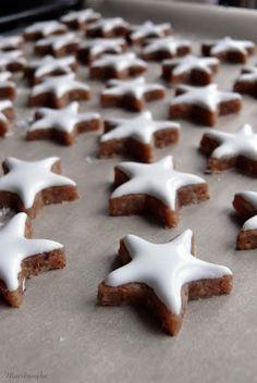Macikonyha: Fahéjas csillagok - Zimtsterne