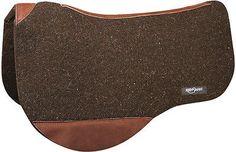 Saddle Pads 47308: 30 X 34 100% Wool Felt Trail Saddle Pad -> BUY IT NOW ONLY: $81.56 on eBay!