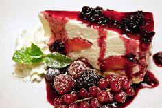 dessert ai frutti di bosco
