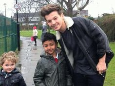 Louis with children=my death. -H