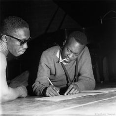 ART BLAKEY  IN SHADES, HANK MOBLEY ARRANGING.