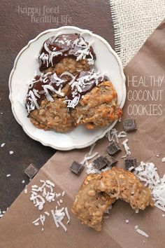 These Healthy Coconut Cookies will satisfy your sweet tooth without getting in the way of your health goals! This recipe uses one of my main healthy staples. Find out what other staples I can't live without in my pantry in order to healthy and fit. As an adult, and especially as a parent, we have …