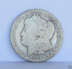 1879-CC Morgan Silver Dollar - CARSON CITY in Coins & Paper Money, Coins: US, Dollars, Morgan (1878-1921) | eBay