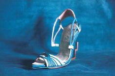 Conceptual footwear by Maya Nishimura