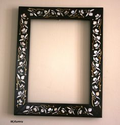 mother of pearl inlay mirror-sedef kakma ayna