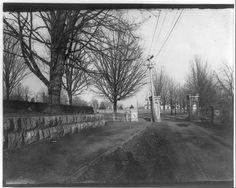 Main-Gate-Virginia-Military-Institute-Lexington-Rockbridge-County-VA-Miley