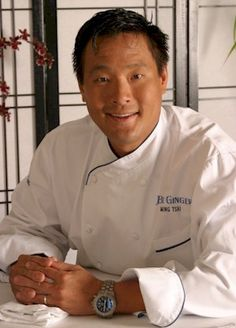 We interviewed Chef Ming Tsai for G-Free Foodie, and got his Fried Rice recipe!