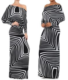 SEXY MULTI WAY REVERSIBLE CONVERTIBLE MAXI DRESS – Butterfly Boutique
