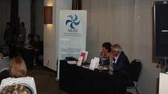 Primer aniversario- AEAS estuvo presente en el acto con una mesa informativa.