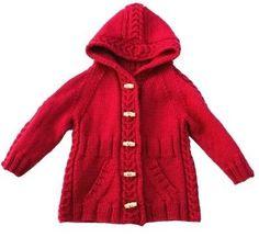 Gilet Virginie fillette - explications tricot - Tutoriels de tricot chez Makerist