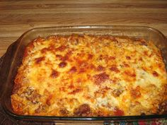 Cheeseburger Casserole - Just like the name suggests, this ground beef casserole recipe will leave you wanting more. Description from pinterest.com. I searched for this on bing.com/images